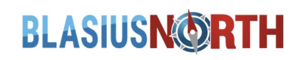 Blasius North logo